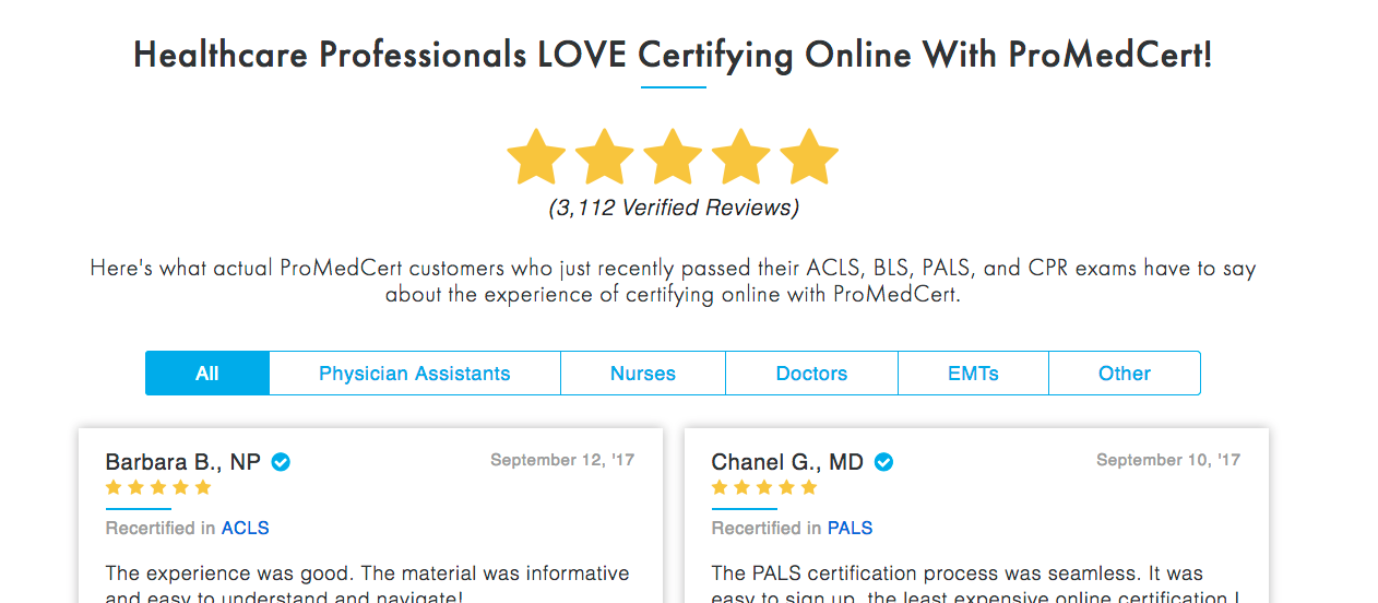 how to get acls certification online
