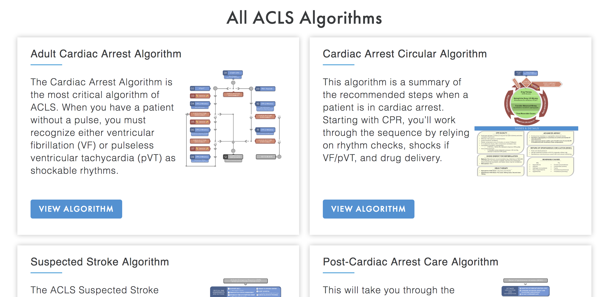 ACLS Study Guide - Centegra Health System