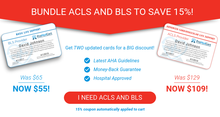 acls bls vs difference someone send message