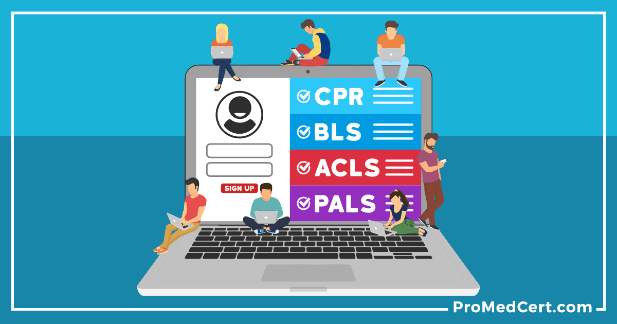 How-To-Get-Started-ACLS-BLS-CPR-PALS-Online-ProMedCert.com